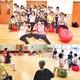 【千葉・柏の葉キャンパス】バランスボールで体力&免疫力アップ