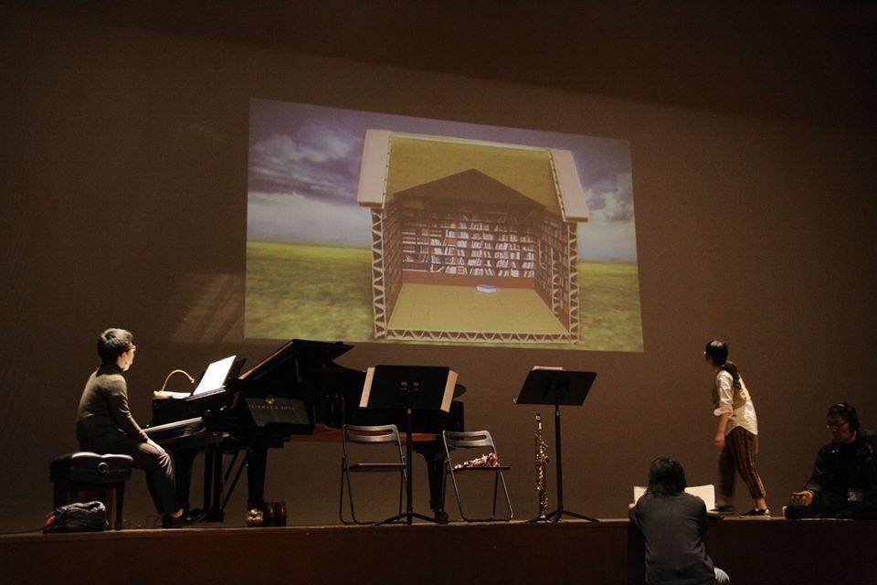 昨年公演「音のならないオルゴール」公演写真①