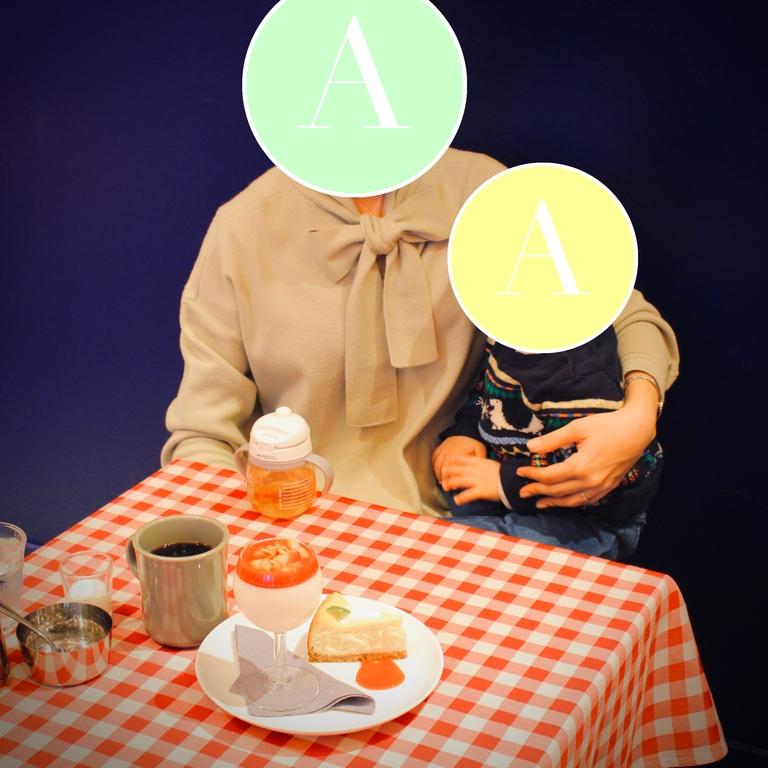 美味しいスイーツと生演奏の時間 (^^)