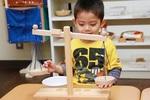 ★SPRING CAMP★1歳半~年長 今年の春は、モンテッソーリ+算数+空気砲の作り方で遊んでみよう!