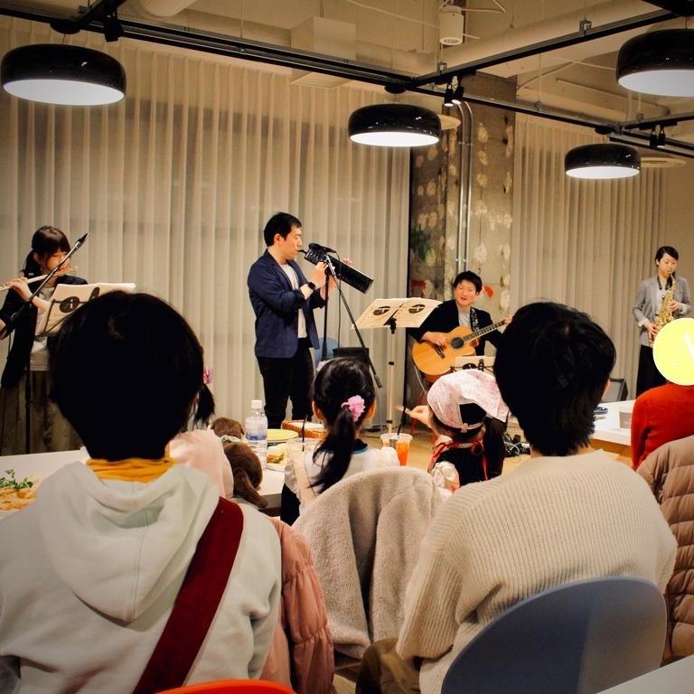 話題のスポット、土浦駅にございます Station Lobbyさんとのコラボでお届けする「Rhythm & Kitchen」の模様です。