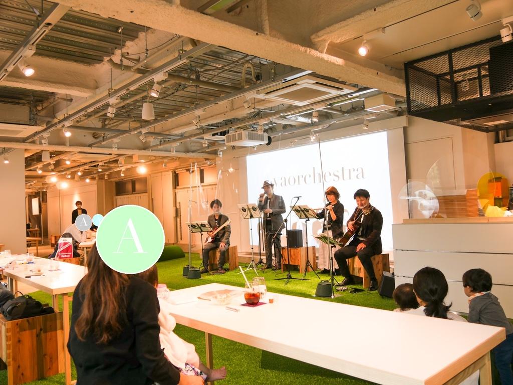 お客さま・お店・ミュージシャンが三位一体となってイベントを育んで参れたら幸いです(^^)