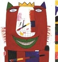 クヴィエタ・パツォウスカー 『紙の町のおはなし』より 1999年
