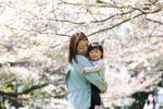 家族写真撮影会『 こむの木 』舞鶴公園