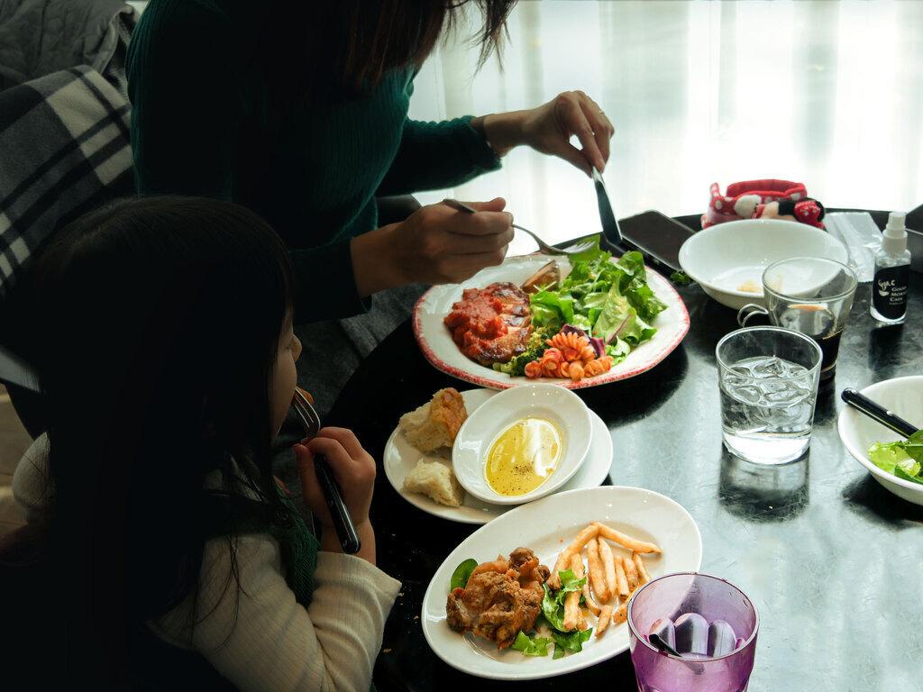 Good Morning Cafe錦町さんのお食事はとても評判が良いです!