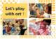 【静岡市・葵区】親子アートワークショップ 色で遊ぼう!!@MARK IS 静岡