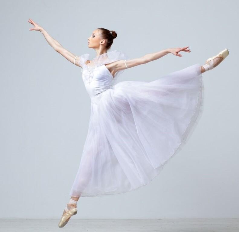 バレエのイメージ写真