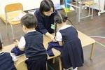幼稚園入学準備+品川翔栄幼稚園対策クラス IQ愛情母子分離★秋のキャンペーン