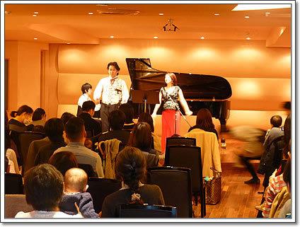 本格的なオペラから童謡までご家族皆様楽しめる構成です!!