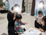 【親子教室ホップっぷ】遊んで歌って能力発見!
