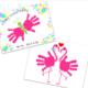 【横浜市・鶴見区】ベルクで親子交流会&カワイイおててで♪手形アート作り