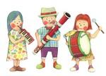 『おやこ音楽会』in長久手市福祉の家