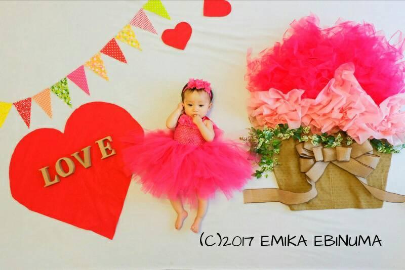赤ちゃんからママへ「LOVE」メッセージもらっちゃいましょう