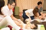 【土曜開催】プロカメラマンの撮影つき!パパとベビーマッサージ@二子玉川