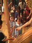 Baby&Mama ART presents Vol.27 東京藝術大学生による「0歳からのコンサート~ハープ&フルート&歌~」