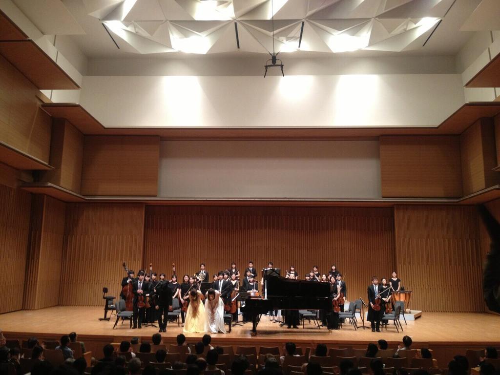 年一回のプレミアムコンサートは2017年は8月に「オーケストラ」、2016年は11月に「コンサート&バレエ」を開催しております。