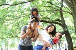 自然な家族写真撮影会『 こむの木 』道後公園