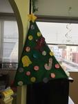 知育玩具を手作りで♪ママのためのクラフトサークル「みかん」クリスマスツリーあそび