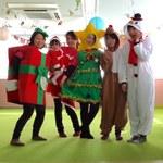 【滞在費+800円】歌って踊って楽しんで!赤ちゃんもママも楽しいクリスマス会