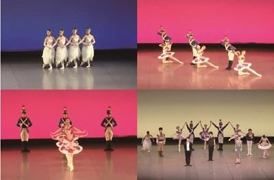 バレエの代表作「白鳥の湖」「くるみ割り人形」などの名場面集も披露いたします。