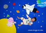 【港南台】可愛くて夢いっぱい赤ちゃんアート写真~ベビードリームアート撮影会~