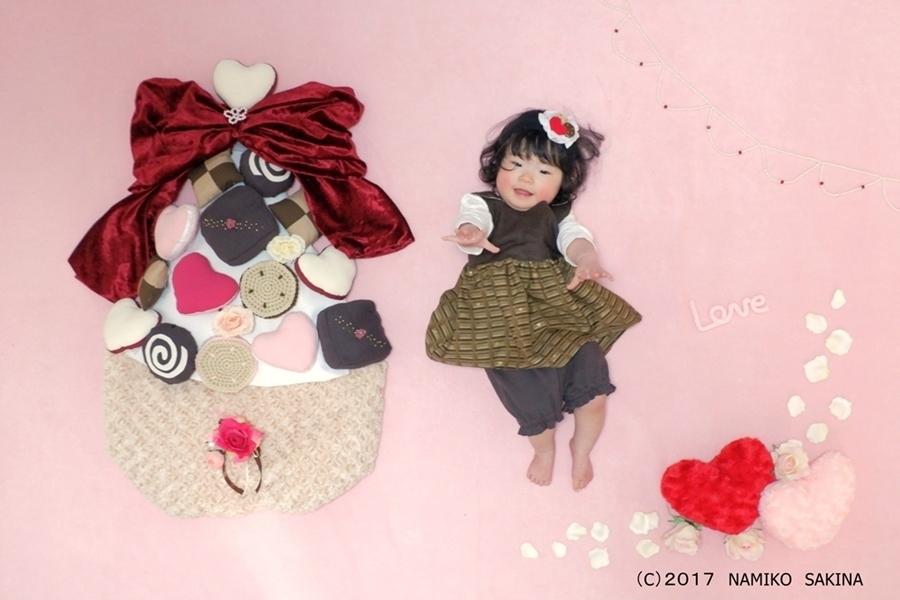 「Sweets tower〜Chocolate 〜」ハートマカロン、チョコ、クッキー…大好きな人へプレゼント!