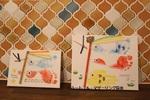 名古屋 赤ちゃんから未就園児 こどもの日 こいのぼり大作戦・親子で世界に一つだけの手形・足形アート時計づくりWS