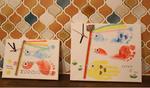 5月 神戸 赤ちゃんとママのための 世界に一つだけのアート時計づくり