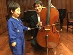 チェロとピアノ、0歳からのクラシックコンサートPiccolo Classe present vol.29