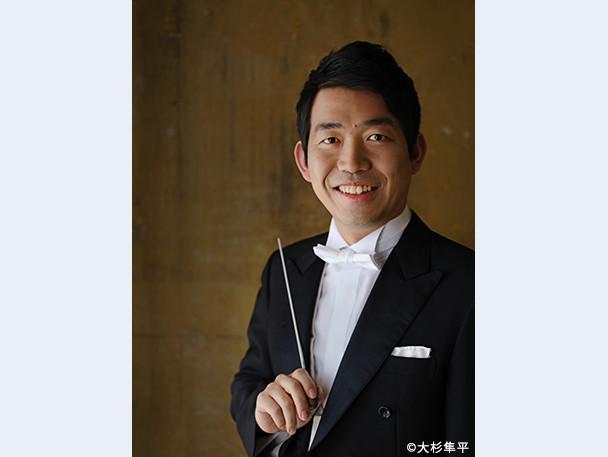 角田鋼亮(指揮者):東京藝術大学大学院指揮科ならびにベルリン音楽大学国家演奏家資格課程修了。日本で最も期待される若手指揮者の一人。一児の父でもある。