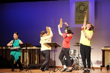 桐朋学園大学打楽器科