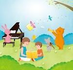 親と子のための読み聞かせコンサート