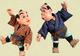 さとのね七夕フェスティバル 人形劇団ひとみ座 大江戸人形喜劇 弥次さん喜多さんトンちんカン珍道中