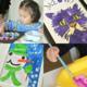 [2歳/麻布十番]飾れる作品を造ろう!Babyアート☆Halloween