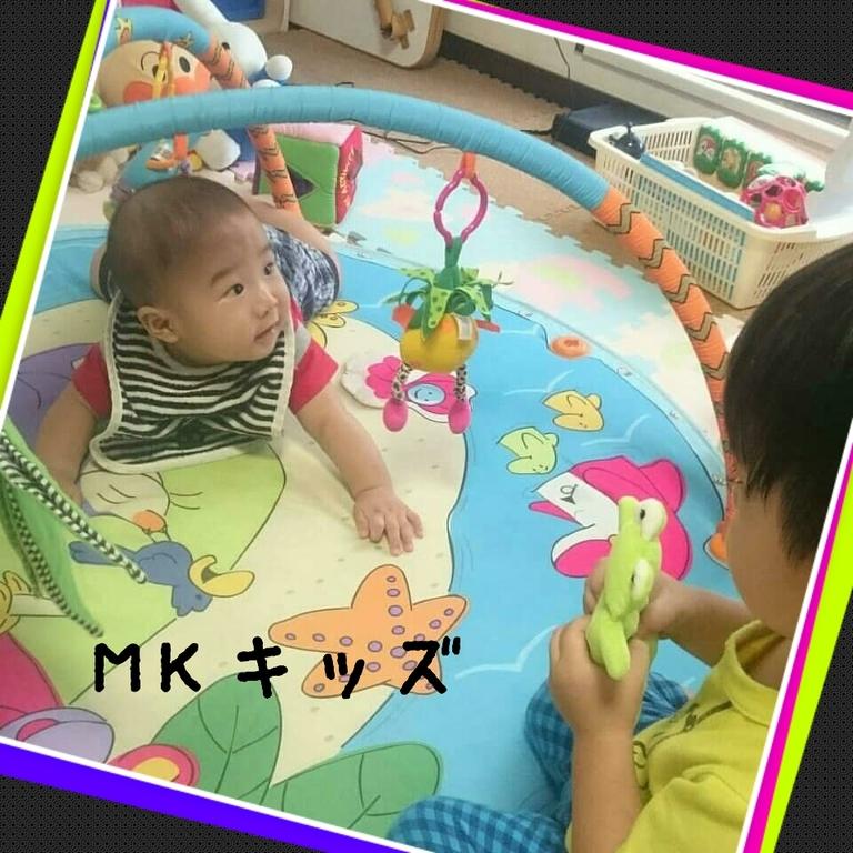 MKキッズ英語で託児教室