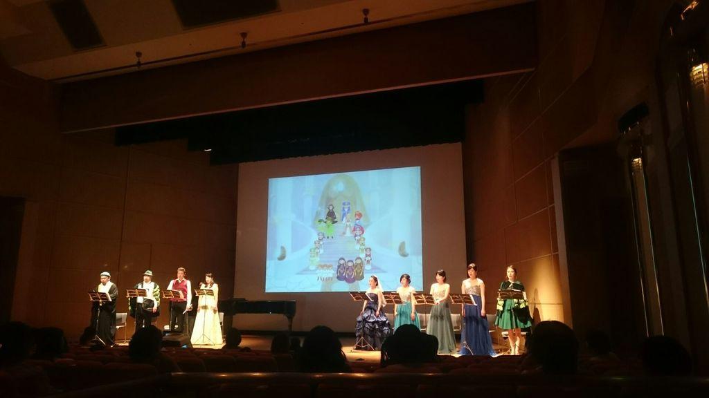 前回公演時のフィナーレの映像です。出演者全員での歌声は聴きごたえ十分です!