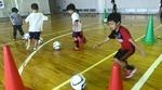 知育によいの!?はじめての幼児向けサッカーコミュニケーション!