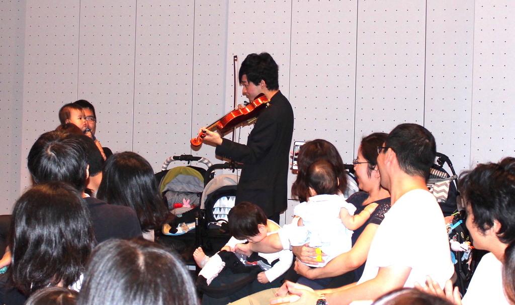 名探偵コナンのOPテーマも担当[ NormCore]のヴァイオリン奏者、渡邊達徳の演奏を!