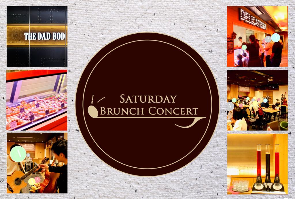 THE DAD BOD(品川)とAyaorchestraのコラボレーションでお届けする土曜月1ブランチコンサート!