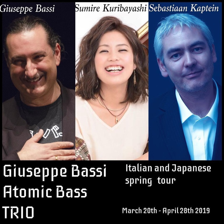 イタリアと日本でツアーが開催されます。