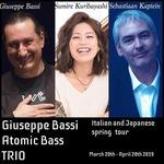 ぜろジャズ8 子連れ de G. Bassi Jazz trio with 栗林すみれ & S. Kaptein in IZU, kids welcome jazz concert