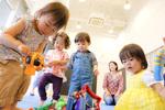 4月金土開催【日本橋】英語と音楽が楽しめる0歳からの親子プログラムMusic Together体験会