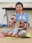 ベビーヨガIR 赤ちゃんイベントの専門家 滝澤理絵