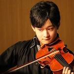 ヴァイオリン:渡邊達徳