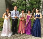 木管五重奏団アンサンブル・アクア