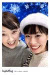 左:おひるねアートnico(小川ふみこ(fumin)) 右:ちゃみのおひるねアート(chami)