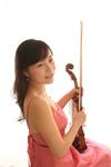 ヴァイオリン:横山久梨子