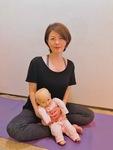 赤ちゃんとママのヨガサロンkonon〜心音〜主宰:河合明子