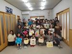 2016年 東日本大震災5年後の宮城県を訪ねボランティアでワークショップ
